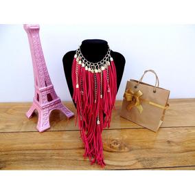 Collar Moda Diseños Exclusivos Mujer Accesorios Jolie