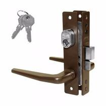 Cerradura Puerta Residencial Aluminio Duranodik 549 Phillips