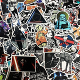 Stickers, Pvc Impermeable Adesivos, Rick Y Morty,cultura Pop