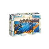 Rompecabezas Gold Edition 1000 Pzas Puente De Manhattan