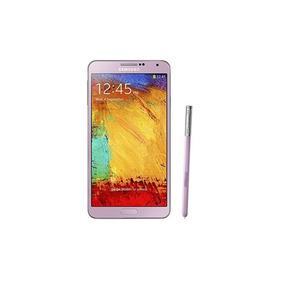 Samsung Galaxy Note 3 Iii N900 32gb Pink Factory Desbloquead