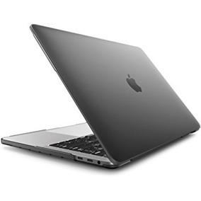 Case Macbook Preto Fosco Pro, Retina, Air 11 12 13 15