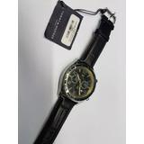 Relógio Tommy Hilfiger Mod. 1710329 Pulseira De Couro