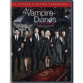 Diarios De Vampiros Temporada 8 Ocho Final Serie Tv Dvd