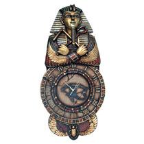 Antiguedades Figuras Artesanias Orientales Reloj Egipcio