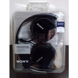 Auriculares Headphone Sony Mdr-zx110/wcuc