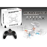 Drone Dron Cuadcoptero Luz Led Nuevo: Q7 Fy326 1 Disponible!