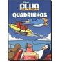 Quadrinhos - Volume 1 Club Penguin Livro Vários Autores