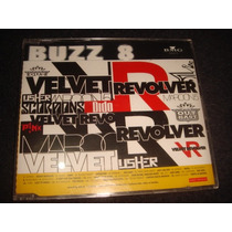 Cd Buzz 8 / Velvet Revolver - Single Promo