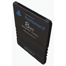 Memory Card 8 Mb Memoria Sony Ps2 Play Station Playstation 2