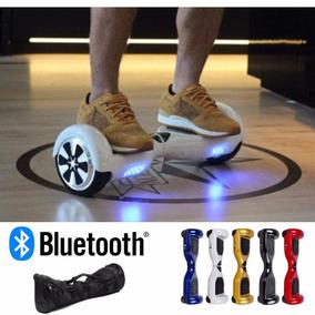 Smart Balance Overboard Skate Elétrico Bluetooth 6.5 + Bolsa