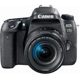 Camara - Canon Eos 77d Dslr Ef-s 18-55mm Is Stm - Black