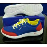 Zapatos Tricolor De Venezuela Damas Y Caballeros 36 A 45