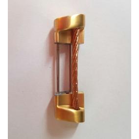 Elo Pulseira Zeus Dourado ( Meio) Completo