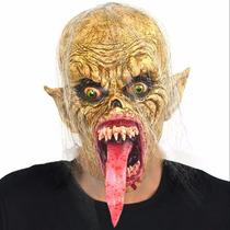 Mascaras Latex Premium Mascara Monstruo Lengua