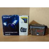 Camara Video Grab. Dig. Sony Handycam Dcr-trv280 Dig8 Ntsc