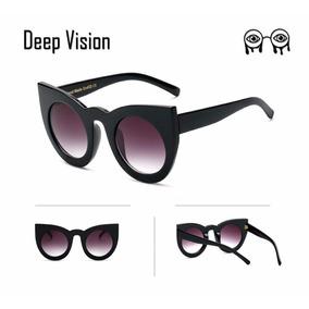 Óculos De Sol Olhos De Gato Vintage The Bohemiam Deep Vision