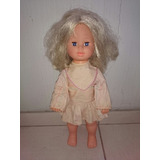 Boneca Nana Nenê Estrela Antiga (80