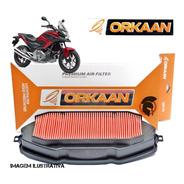 Filtro De Ar Honda Nc700x De 2012 Até 2017 Orkaan 175