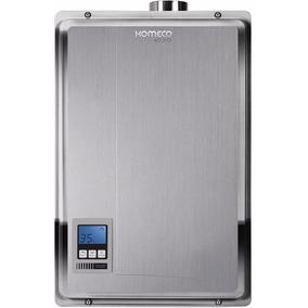 Aquecedor Automatica Komeco 31di Glp/gn 30 L Digital Inox