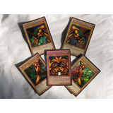 Set 5 - Piezas De Exodia - Secret Rare - Lcyw