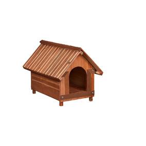 Casinha Cachorro Madeira Nº 01