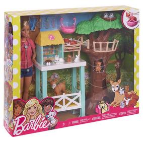 Barbie Res Cate De Animalitos
