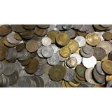 Monedas Varias De Uruguay Por 1/2 Kilo (1241)