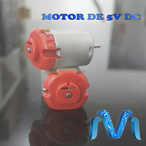 Motor De 5v Dc Corriente Directa Arduino Pic Motor
