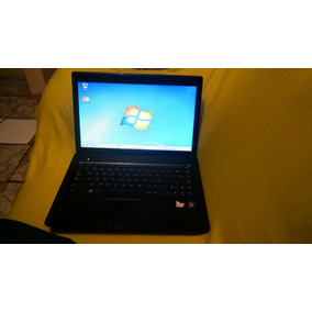Notebook Lenovo G475