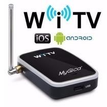 Receptor Tv Digital Wifi Smartphone Tablet Mygica 1339