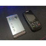 Celular Sony Ericsson Y Samsung Para Repuesto