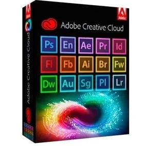 Adobe Creative Cloud 2018 Collection Win Ou Mac