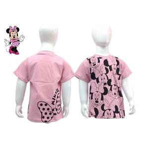 Lançamento Camiseta Infantil Fantasia Minnie Toda