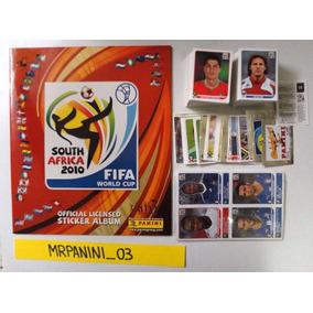 Álbum World Cup Copa 2010 Panini Completo P/colar +at.