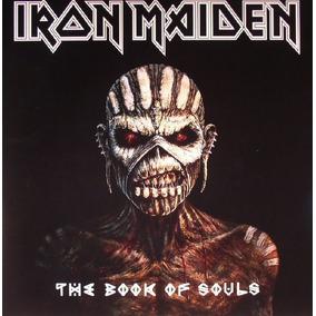 Vinilo Iron Maiden The Book Of Souls Nuevo