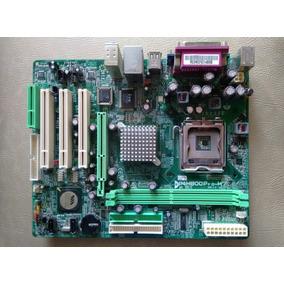 Tarjeta Madre Biostar P4m800pro-m7 Intel Lga 775 Ddr2 Agp 8x