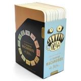 12 Diarios Macanudos Liniers - Cuadernos Pocket - Liniers