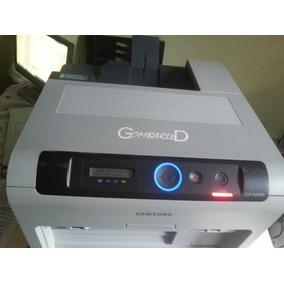 Samsung Color Laser Printer Clp-620nd