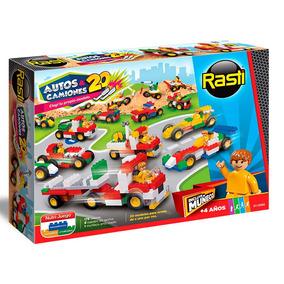 Juguete Rasti 01-1080 Autos & Camiones 20