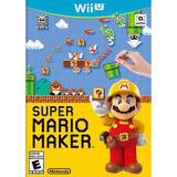 Super Mario Maker Wiiu Nuevo Game Sport Chile