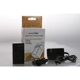 Cargador Bateria P/ Sony Np-bn1 Dsc- W560 W570 Tx20 J10 T99