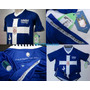 Camisa Vasco Cavalera Templaria Azul 3 Penalty 2012 S/n