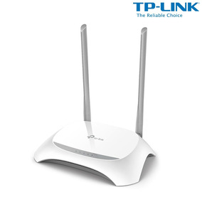 Roteador Wireless Tp-link Tl-wr849n Velocidade De 300mbps