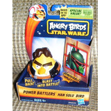 Star Wars Angry Birds Han Solo Figura