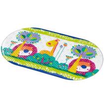 Tapete De Box Para Banho Infantil Antiderrapante Multikids