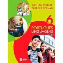 Livro Português Linguagens - 6ºano : Atual Editora