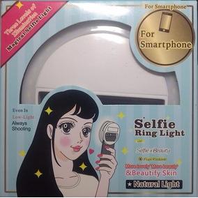 Luz De Anillo Para Selfie O Selfie Ring Light