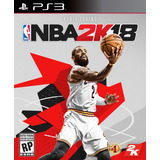 Nba 2018 18 Nba 2k18 Ps3 Digital || Español || Hay Stock