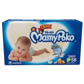 Pacote De Fralda Mamy Poko